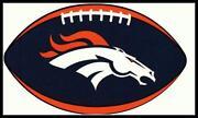Denver Broncos Decal