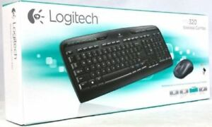 Brand New Logitech Wireless Keyboard and Mouse combo