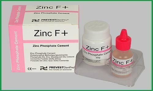 Dental Zinc phosphate cement- for fixing loose caps,crowns and bridges