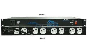 Middle Atlantic Products Pd-915r Rack Mount, Power conditioner