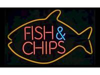 PART TIME FISH & CHIP SHOP STAFF WANTED!
