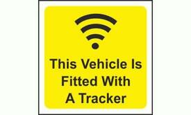 Vehicle Tracker Fitting