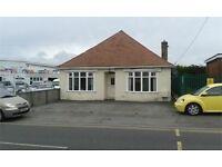 three bedroom bungalow £595 pcm