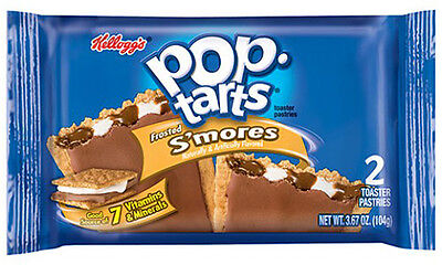 Frosted S'mores Pop-Tarts (2pk) (S Mores Pop Tarts)
