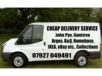 Man and Van - Cheap Delivery / Removal Services Nottingham