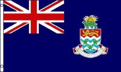 Flag of the Cayman Islands 3x5 ft Grand Cayman Brac Little Caribbean British - Little Flags