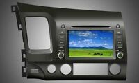 DVD GPS Honda civic 2006/2011