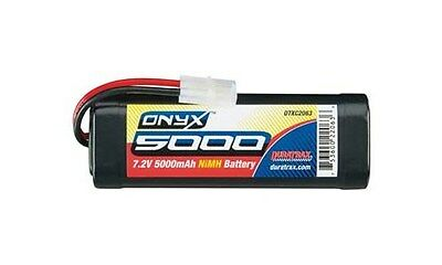 Duratrax Onyx 6-Cell 7.2V 5000mAh NiMH Battery Pack w/Tamiya Connector DTXC2063