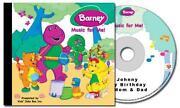 Barney CD