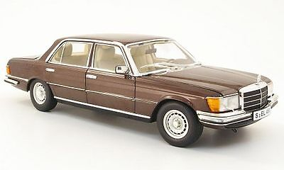 - REVELL MERCEDES 450SEL W116  1:18 Brown Color! Sold Out Color! Last One!!