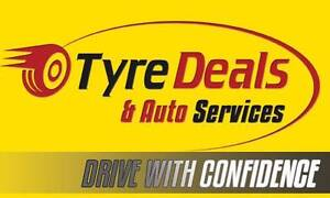Tyre Deals & Auto Services Dandenong Greater Dandenong Preview