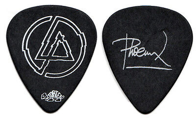 LINKIN PARK Guitar Pick : 2010 Tour - Dave Farrell Phoenix signature