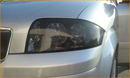 Car Headlight Tint Film Taillight Tail Vinyl Wrap Fog