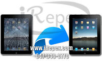 MINI IPAD SCREEN REPALACAMENT AT IREPEX 647-408-5572