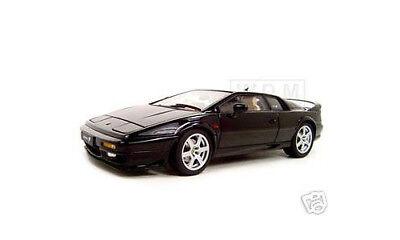 LOTUS ESPRIT V8 BLACK 1:18 DIECAST CAR MODEL BY AUTOART 75312 18 Autoart Diecast Model