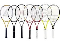 Learn how to string rackets and create a business