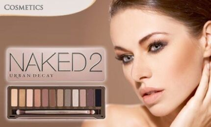 URBAN DECAY NAKED 2 Palette With Gloss Or NAKED 3 Clayton Monash Area Preview