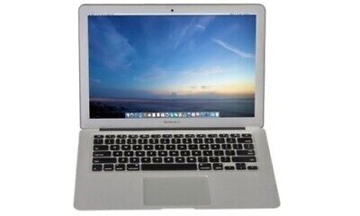 "Apple Air 13.3"" MacBook Intel Core i5 4GB 128GB Mac OS - Silver segunda mano  Embacar hacia Argentina"