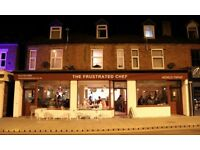 Chef De Partie required for busy tapas restaurant in Beeston Notts