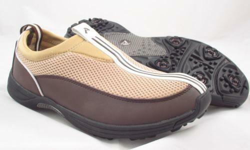 mens slip on golf shoes ebay