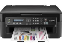 Brand New - Sealed Box - Epson WorkForce WF-2510WF All in One Inkjet Printer