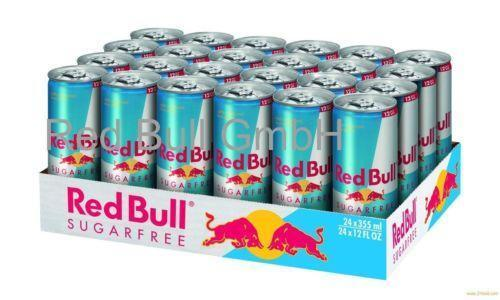 red bull energy drink 24 ebay. Black Bedroom Furniture Sets. Home Design Ideas