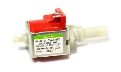 Wasserpumpe Pumpe für Delonghi Esam 3500 Ulka Model E Type EP5 CS M6294 komplett
