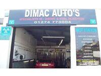 Well Established Garage And MOT Business