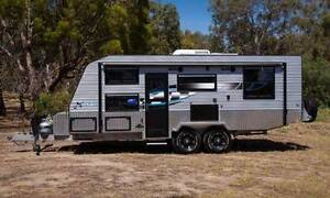 2015 KOKODA FORCE VIII OFF ROAD FAMILY BUNK CARAVAN, SOLAR Melrose Park Mitcham Area Preview