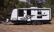 2015 KOKODA BRIGADE FAMILY BUNK CARAVAN, ENSUITE, SOLAR Melrose Park Mitcham Area Preview