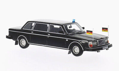 "HO-scale 1// blue//grey nice Danish modelcar VOLVO P210 PANEL VAN /""VOLVO P210/"""