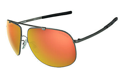 CARRERA 4003/S Herren Sonnenbrille R80 OZ  Dark Ruthenium/Rubin Mirror Polarized