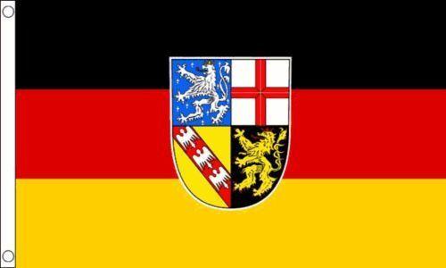 Saarland Flag 5