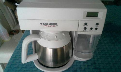 Under cabinet coffee maker ebay for Apartment therapy coffee maker