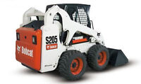 SKID STEER S205 TOOTH BUCKET FREE DELIVERY IN CALGARY