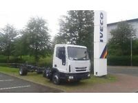 Iveco Eurocargo model ML75E19 Chassis Cab Day Cab
