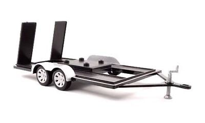 MOTORMAX 76009 DIECAST METAL AUTO TRAILER CARRIER for 1/18 Scale Model cars