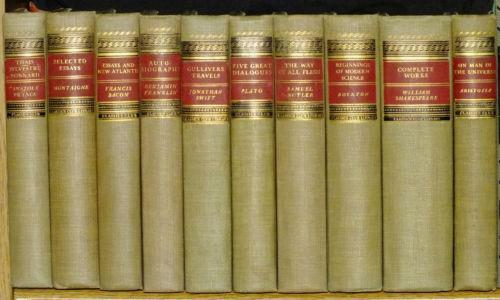 Walter J Black Books Ebay