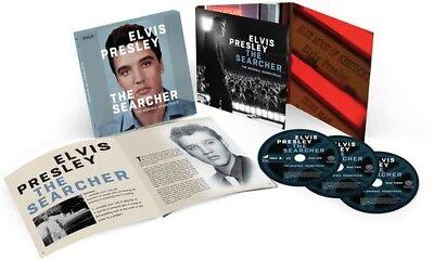 Elvis Presley   Elvis Presley  The Searcher  The Original Soundtrack   New Cd  W