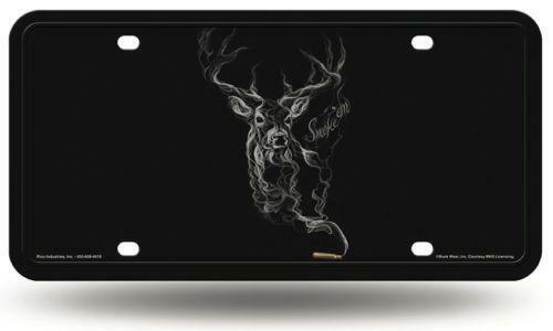 Deer hunting license plates ebay for Pa fishing license prices