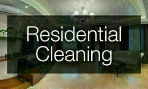Residential Cleaning Services- 1 Cleaner $20/ hour