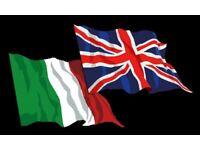 Ho bisogno di qualcuno che mi traduca dei testi dall'Inglese all'Italiano, can you Help?