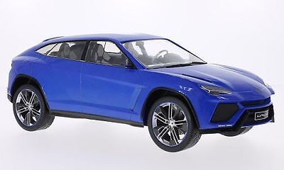 Mcg 2012 Lamborghini Urus Blue Color 1 18 Rare Find  Nice