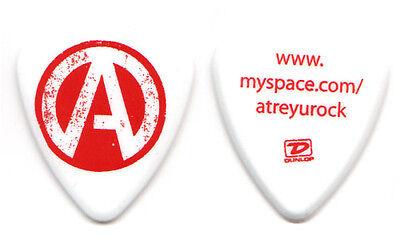 ATREYU Guitar Pick 2008 Tour - Myspace picks dunlop