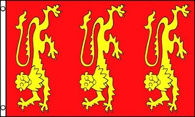 Richard The Lionhearted (Richard the Lionhearted Flag 3x5 ft King Richard I Great Britain Royal)