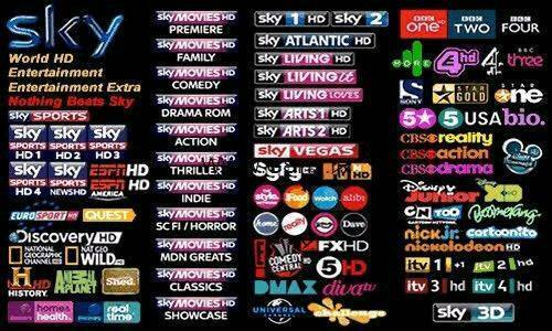 Live tv box 1000s channels hd movies sports 3pm open