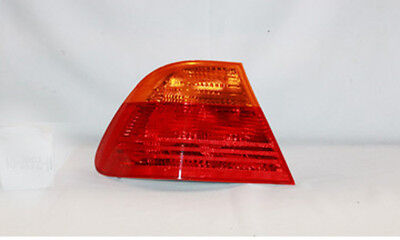 Tail Light Assembly Left TYC 11-5996-01 fits 01-03 BMW 325Ci