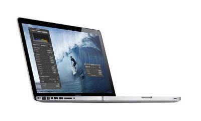 """Apple MacBook Pro Intel i5 2.50 GHz 4GB 500GB HDD 13.3""""  MD101LL/A"""