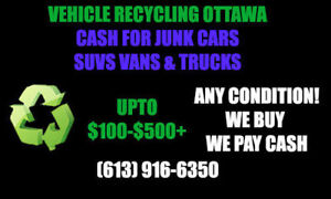 JUNK THAT UNWANTED CAR $$$ GET PAID TOP DOLLAR