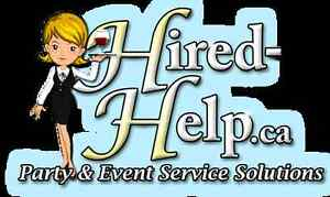 Need a Server or Bartender? Cambridge Kitchener Area image 1